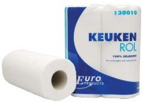 Europroducts Keukenrol 2-Laags