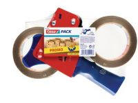 Tapedispenser incl. tape Pp 50mmx66m 2 Rollen