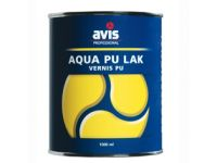 Avis Aqua Pu lak satin 500 ml