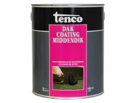 Tenco Middendik dakcoating 5 l