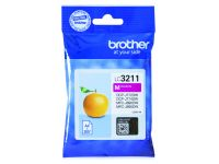 Inkcartridge Brother Lc-3211 Rood