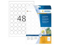 Etiket Herma 4387 Movables Rond 30mm 1200st