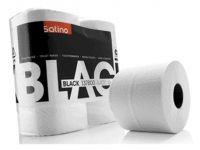 Toiletpapier Satino Black 2-Laags 400 vel 4 Rollen